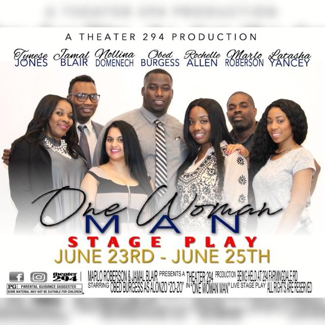 One Woman Man (Stage Play)