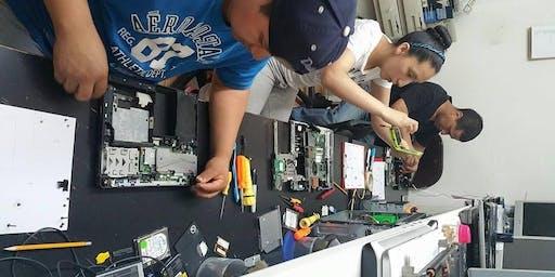 Computer Repair Service Technician A+ Classes en espanol