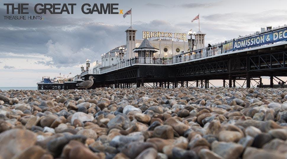 Brighton Treasure Hunt with 20% off at the fi