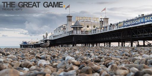 Brighton Treasure Hunt with 20% off at the finishing Treasure (the Pub)