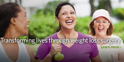 Weight Loss Surgery: What Do You Have to Lose? (Turkey Creek)