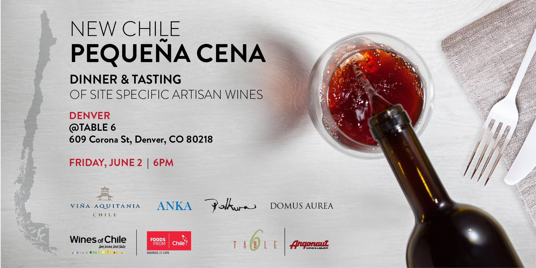 New Chile Pequeña Cena
