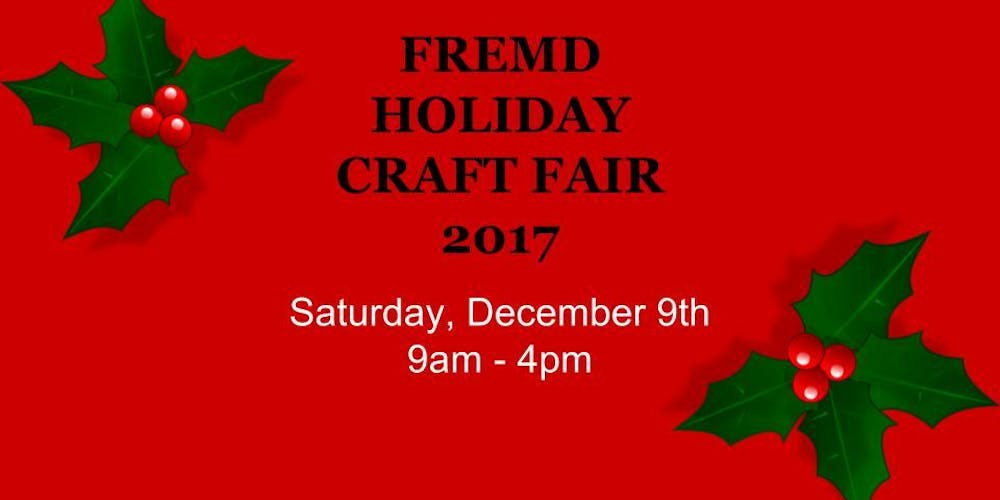 Fremd Craft Fair