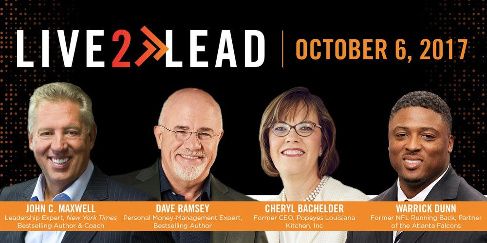 John C. Maxwell: Live2Lead World Event 2017 - Edmonton Tickets, Fri ...