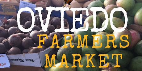 Oviedo Farmers Market tickets