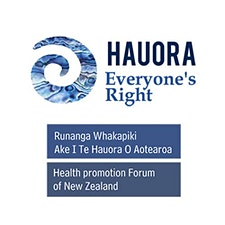 Health Promotion Forum of New Zealand logo