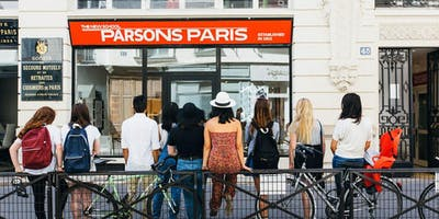 Parsons Paris Open House 2017