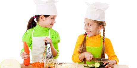 Wednesday, Junior Chefs Cooking Class - Ages 9 and up tickets