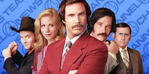 ANCHORMAN: THE LEGEND OF RON BURGUNDY @ The Lost...