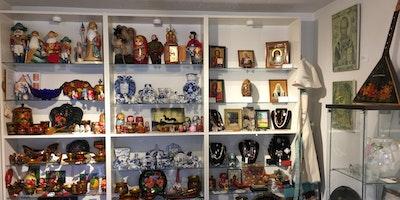 Russian Summer Bazaar