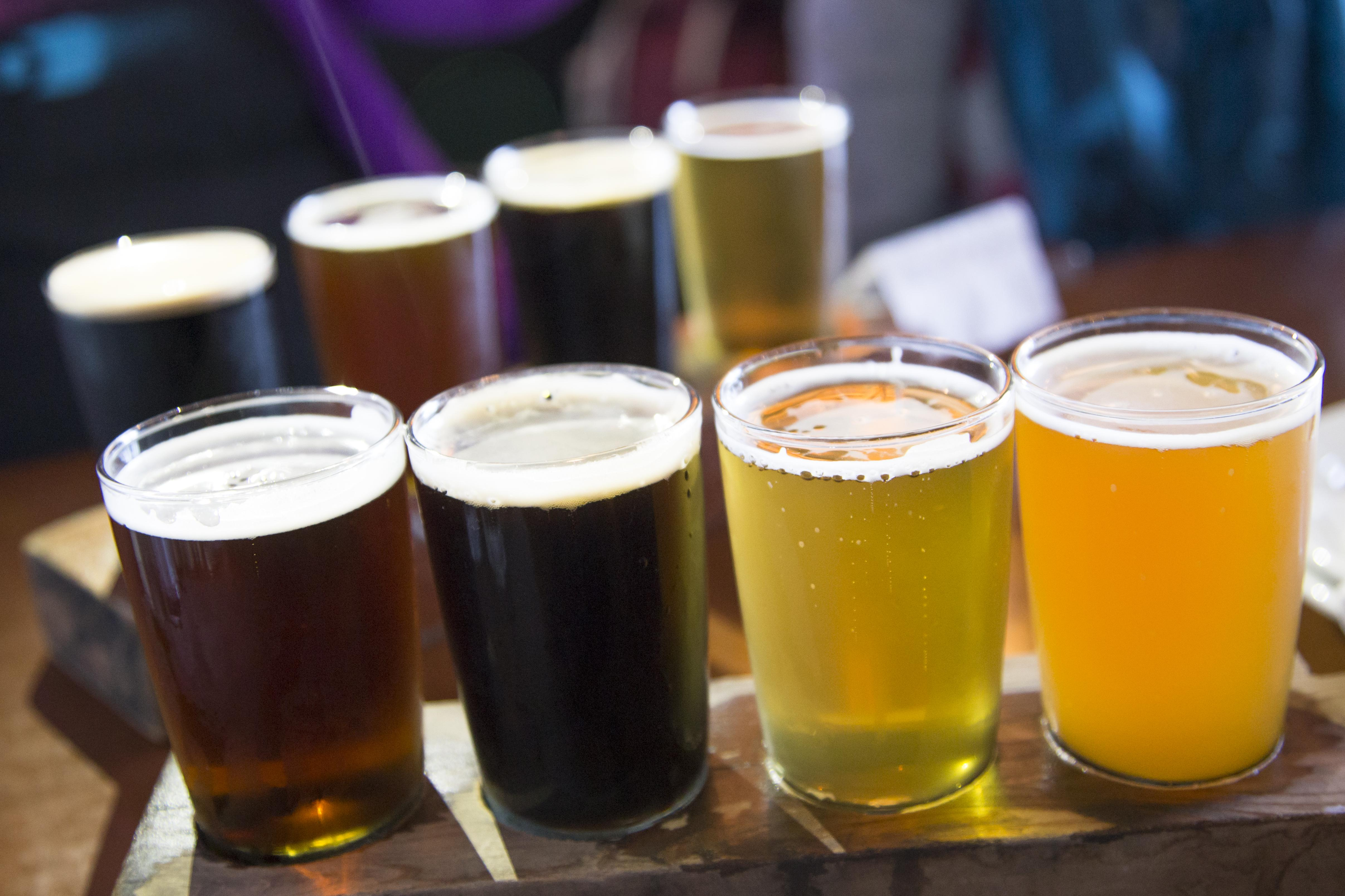 Beer & Cheese Pairing with Deschutes Brewery