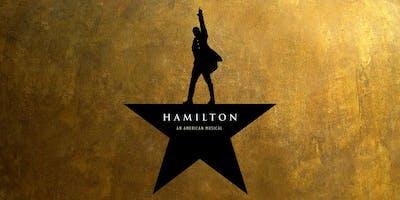 Hamilton Musical - Rogers Theatre