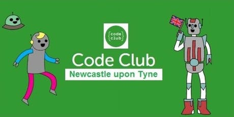 Newcastle Code Club @ West End Library tickets