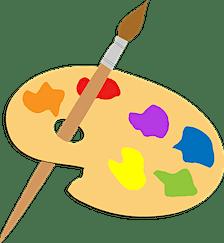 Paint Along logo
