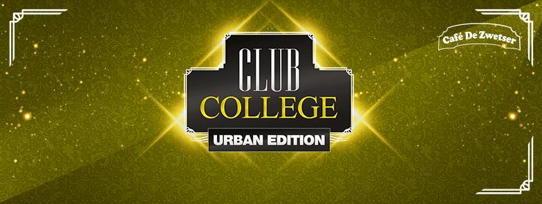 CLUB COLLEGE ✦ URBAN EDITION ✦ 23/06/2017
