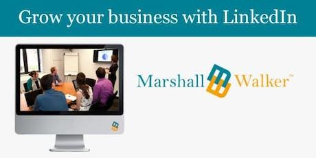 FREE WEBINAR: LinkedIn Lunchtime Learnings tickets