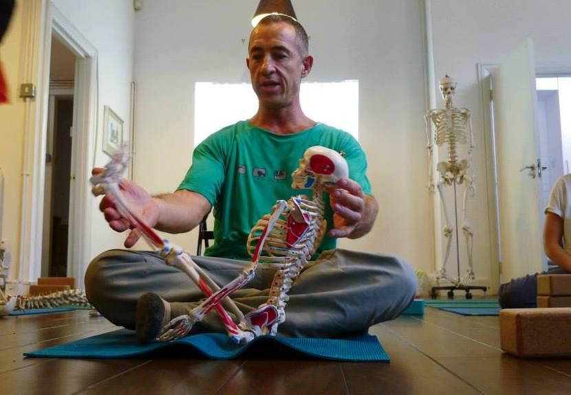 Ashtanga & Anatomy Workshop with Stu Girling