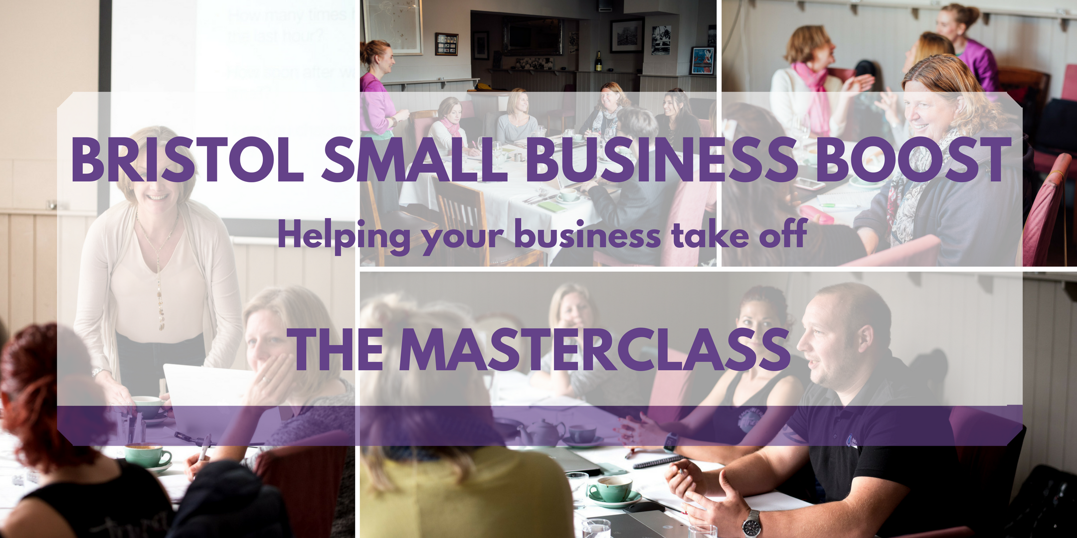 BSBB Masterclass - Energy, Focus & Recharge: