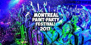 MONTREAL PAINT PARTY CHANGED TO GLOW PARTY FESTIVAL