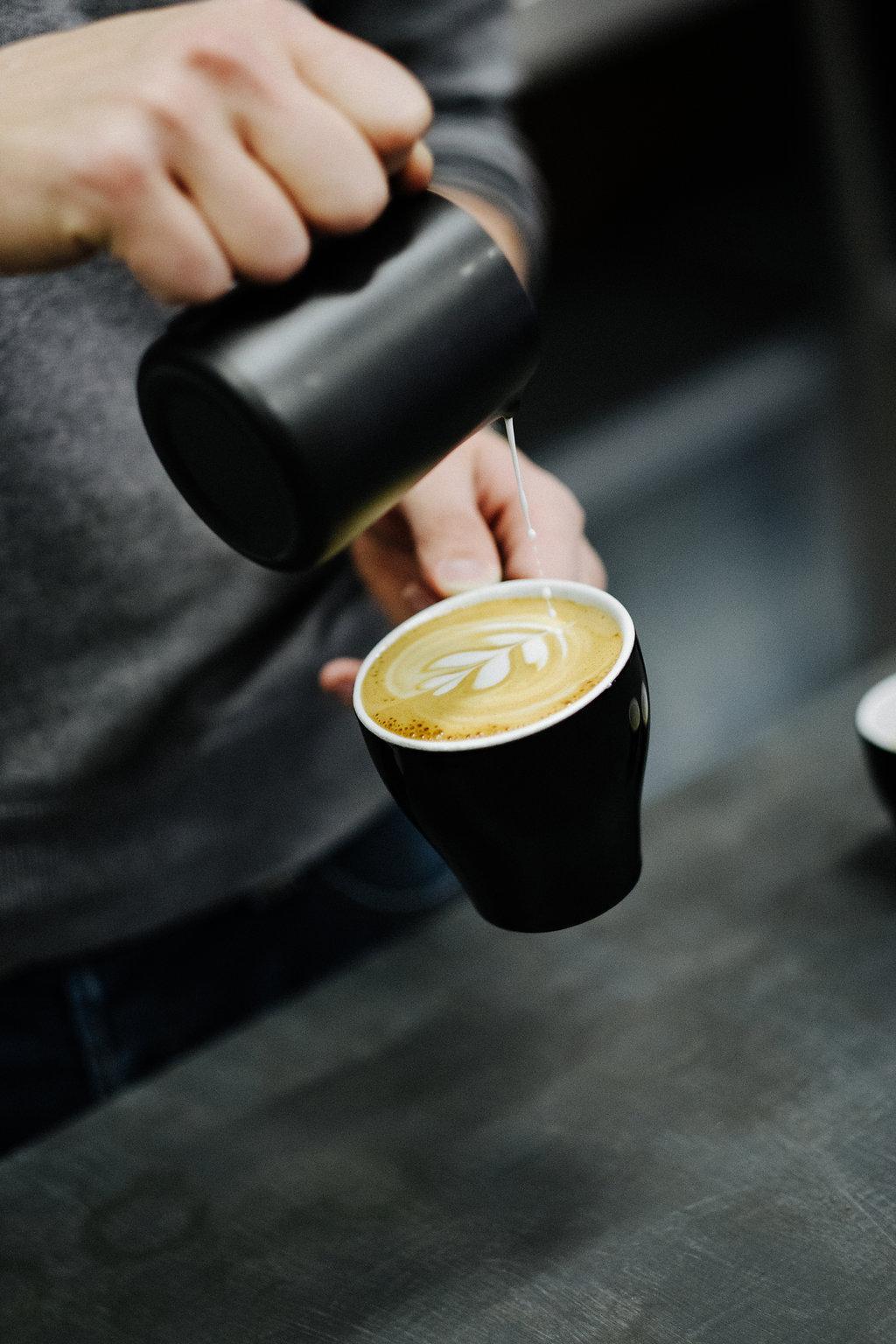 Neighbourhood Coffee & La Marzocco Home Baris