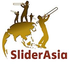 SliderAsia Music Festival | SliderAsia 亚洲长号及铜管音乐节 logo