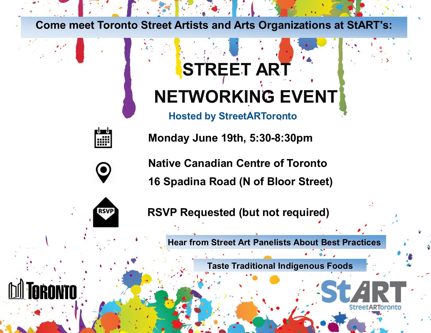 StARToronto Networking Event #2