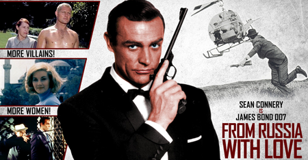 Summer Outdoor Movie: From Russia with Love