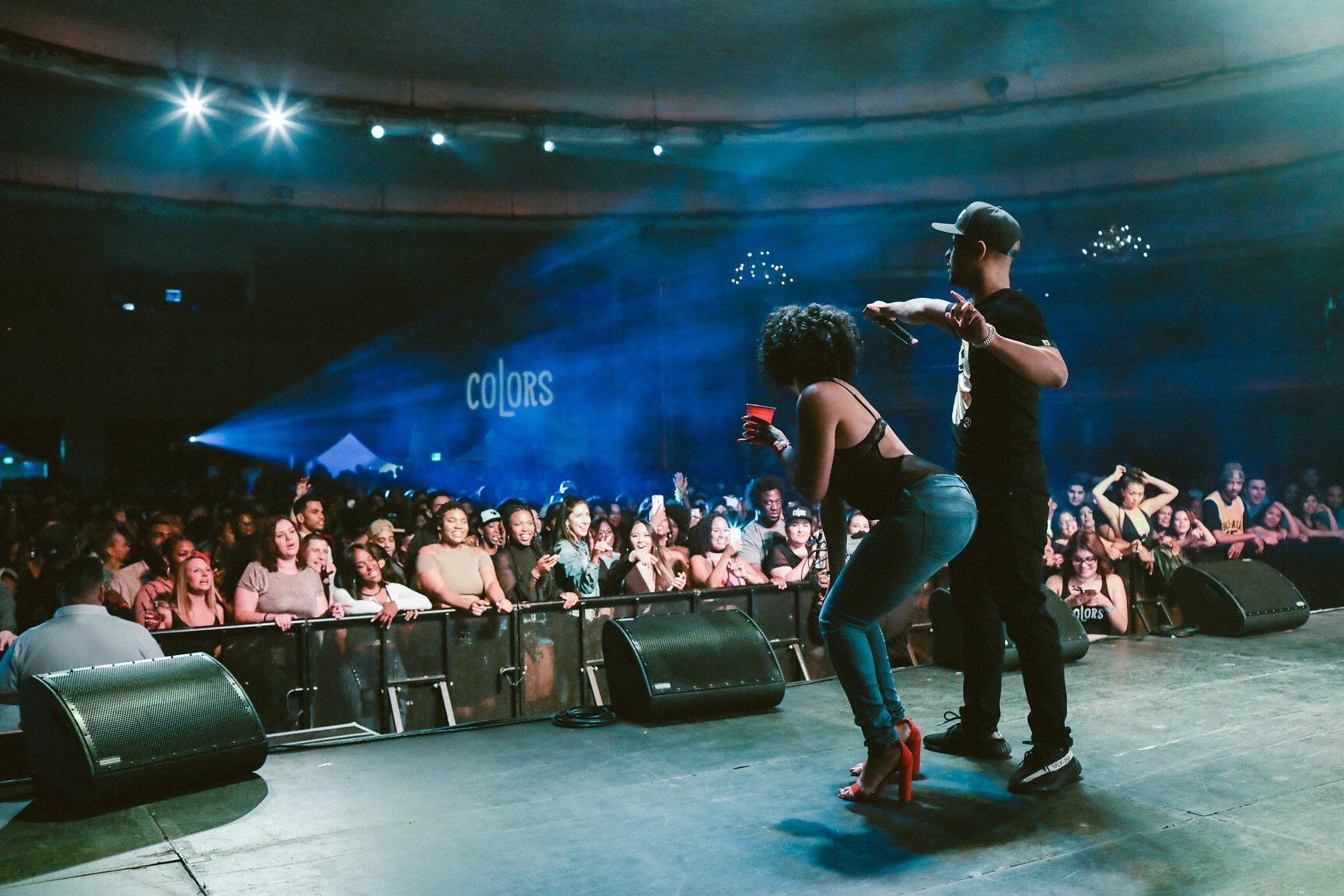 COLORS Presents: R&B ONLY (San Francisco, CA)