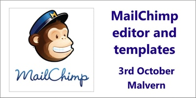 MailChimp Editor and Templates - Malvern, Worcester