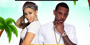 Oct 5-10th!  Cardi B and Fabolous Live in Dominican...