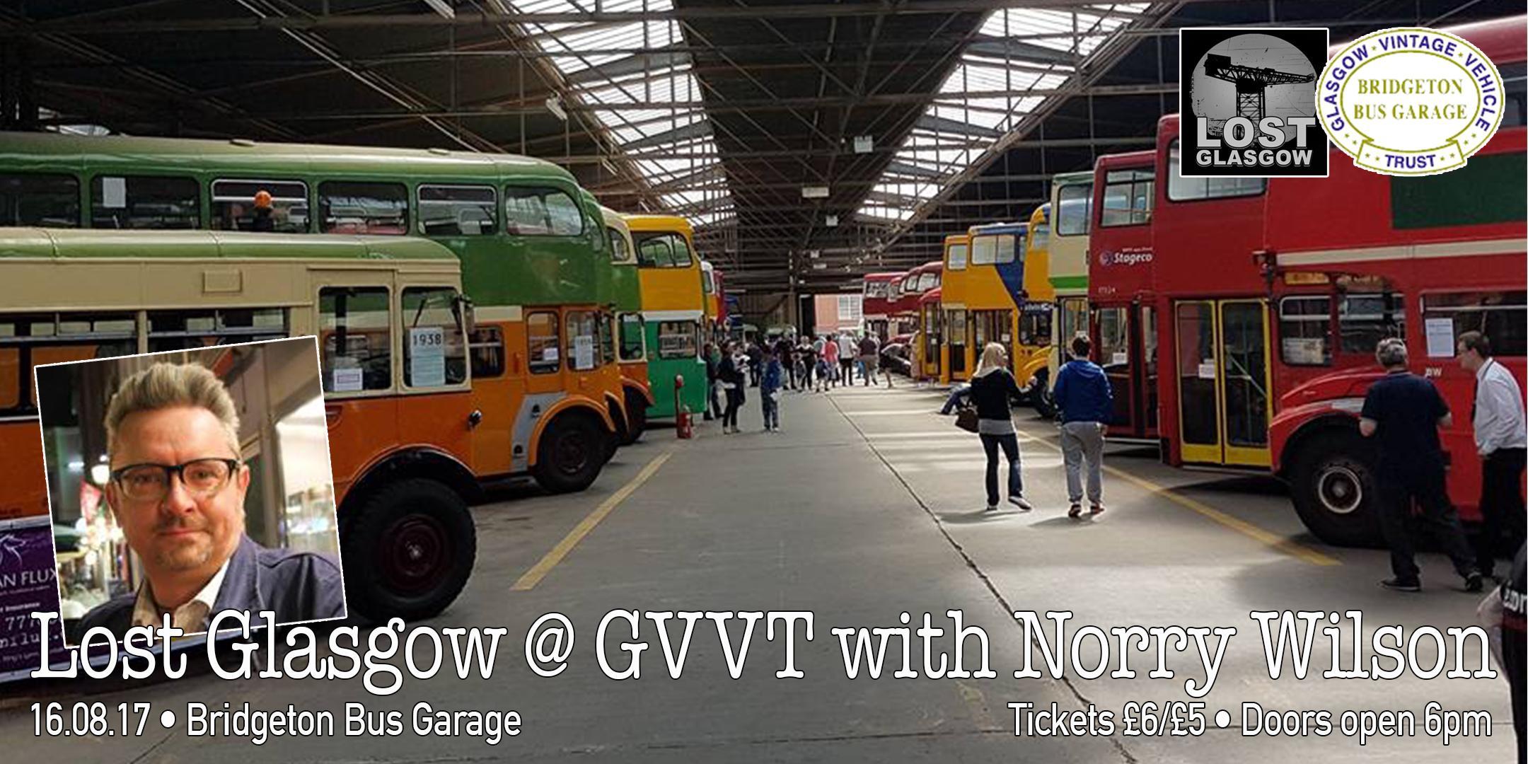 Lost Glasgow @ GVVT