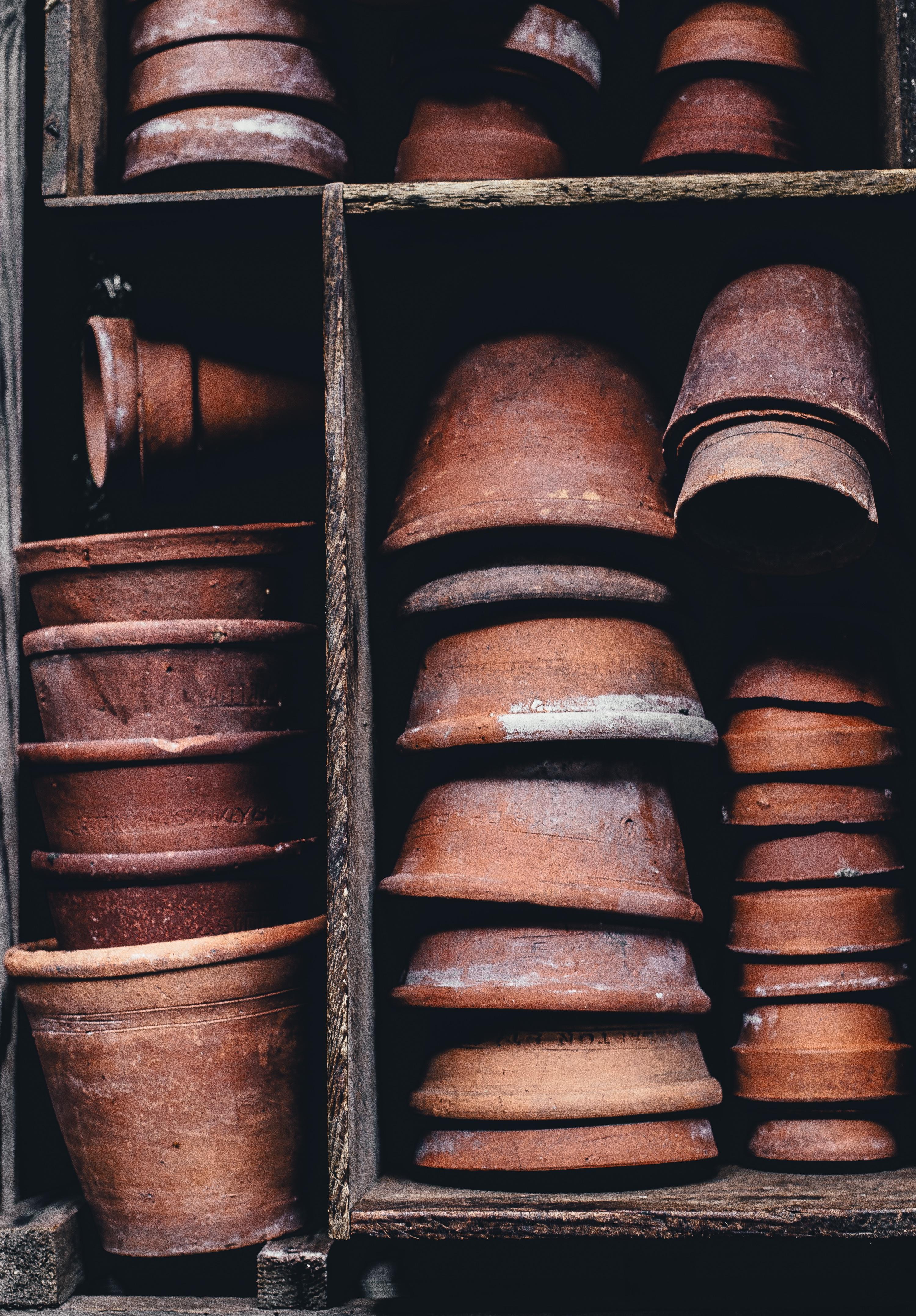 Paint & Sip Pottery Workshop