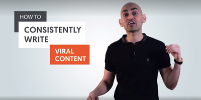 Neil Patel Presents: Advanced Content Marketing Summit [Virtual Event]