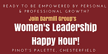Women's Leadership Happy Hour tickets