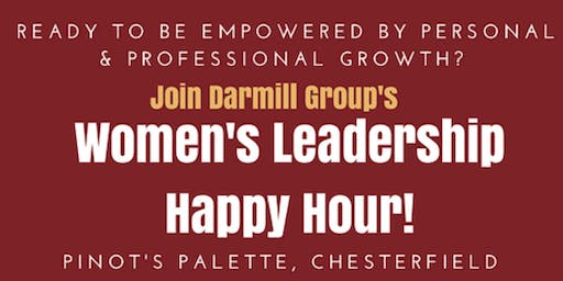 Women's Leadership Happy Hour