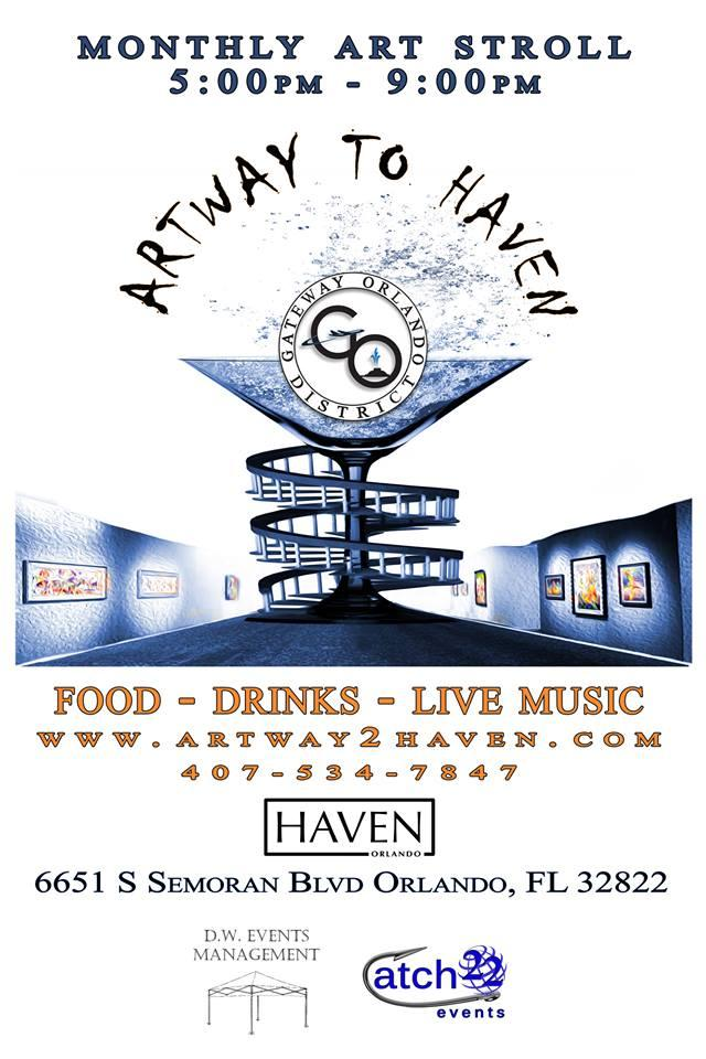 Artway To Haven at Haven Orlando
