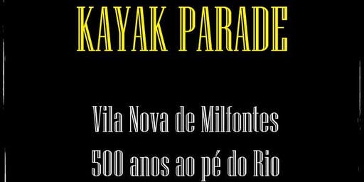 Kayak Parade - RIO MIRA