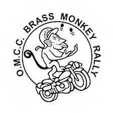 Brass Monkey Rally logo