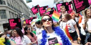 Amnesty @ Pride in London