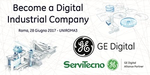 GE Digital: Become a Digital Industrial Company