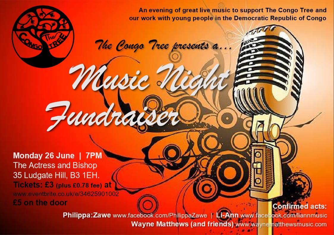 The Congo Tree Fundraiser