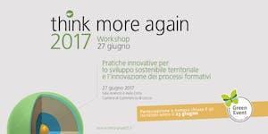 Think More Again WORKSHOP 27 giugno 2017