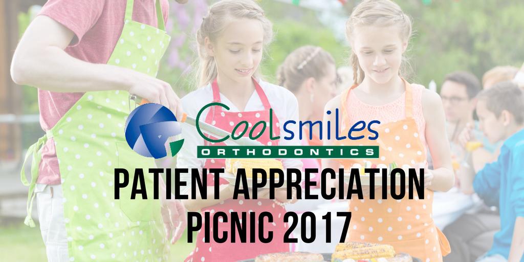 Coolsmiles Patient Appreciation Picnic