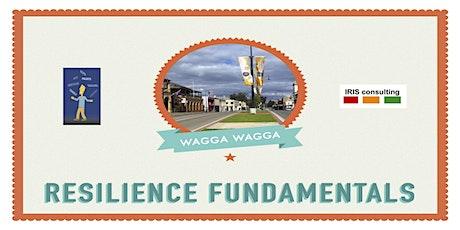 Resilience Fundamentals @ Wagga Wagga tickets