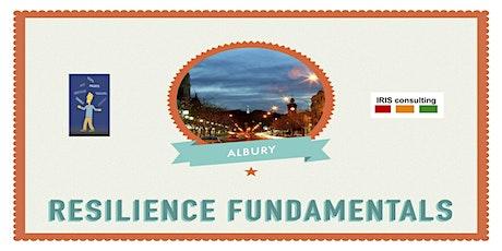 Resilience Fundamentals @ Albury billets