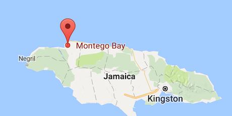 Blaqkliscius Jamaica Tickets Fri Jun At - Map of jamaica and us