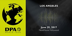 Microphone Masterclass, Los Angeles