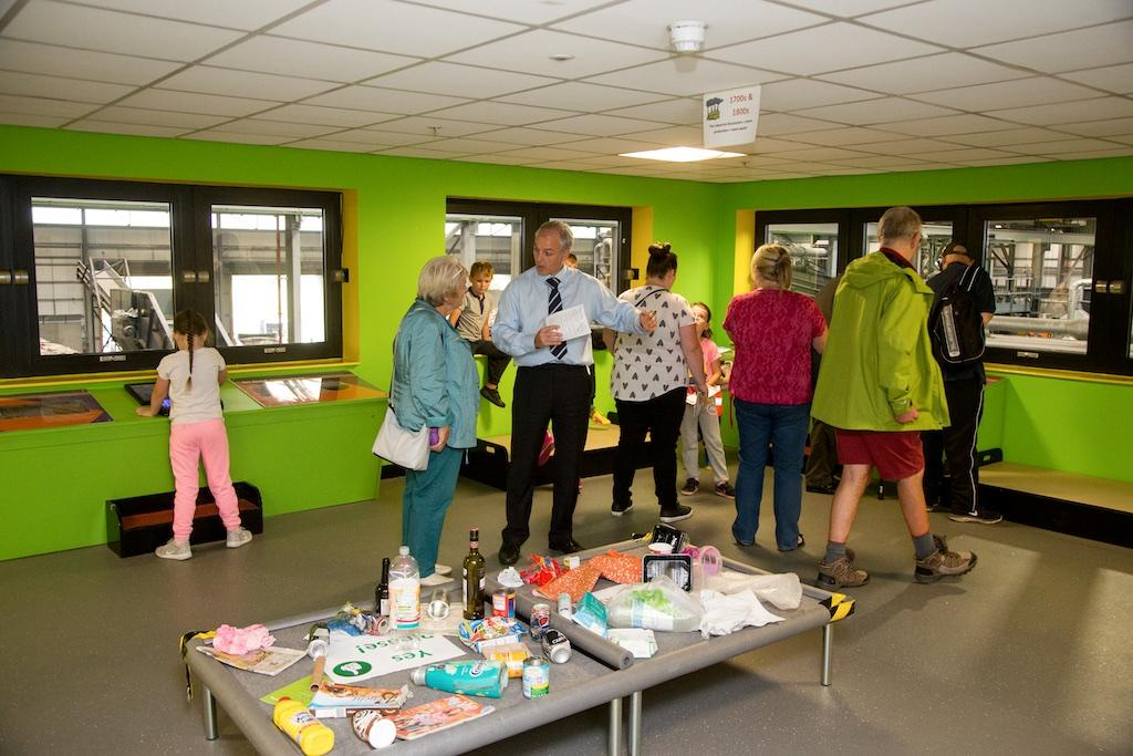 Gillmoss Recycling Discovery Centre Open Day