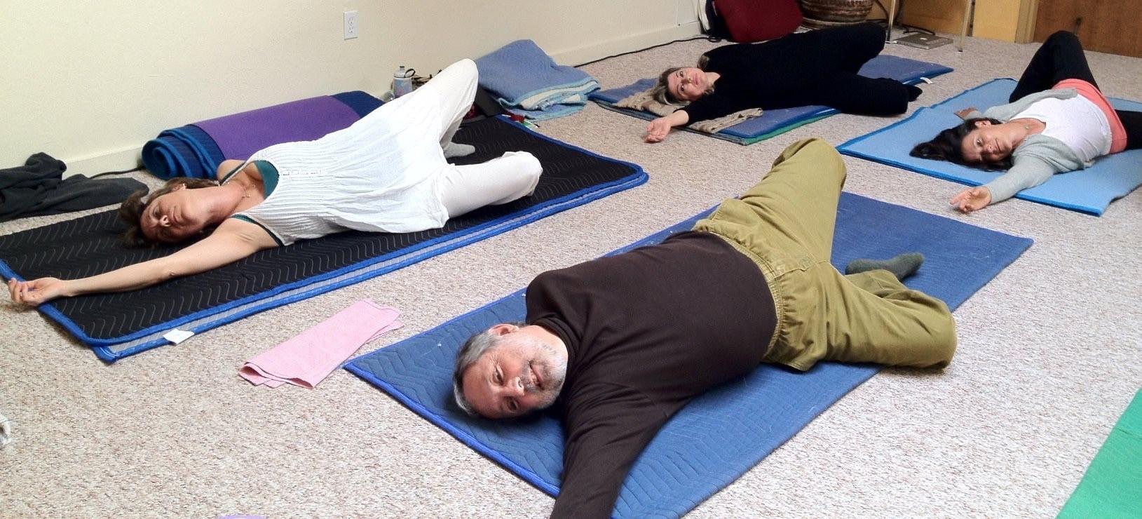Feldenkrais® Awareness Through Movement® with