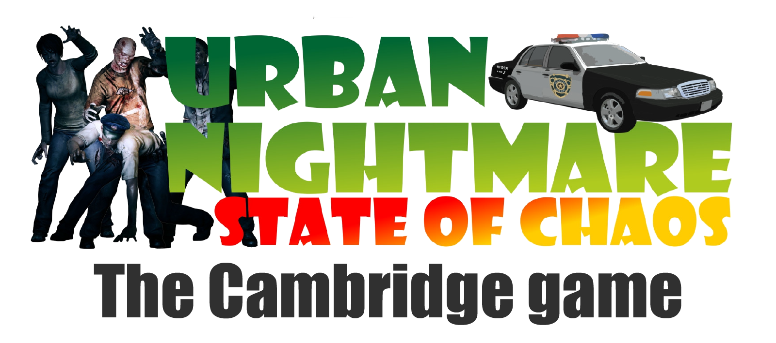 Urban Nightmare: State of Chaos Megagame (Cam